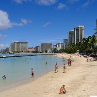 ハワイ旅行記2019 8月31日 ホノルル到着編