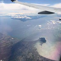 札幌から本州飛び越えてJAL3510便福岡行搭乗記
