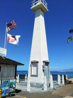 2019年サマーバケーションは9度目のハワイ島+初のマウイ島10日間(*^-^*)6日目Part1~マウイ島オールド・ラハイナを歩く1~!!