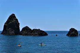 魅惑のシチリア×プーリア♪ Vol.542 ☆Aci Trezza:美しい海岸景勝地♪