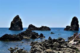 魅惑のシチリア×プーリア♪ Vol.543 ☆Aci Trezza:多島の景観はどこか日本的な感じ♪