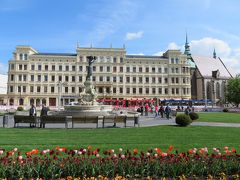 心の安らぎ旅行(2019年5月 Gorlitz ゲルリッツ Part2 Postplatz ポスト広場♪)