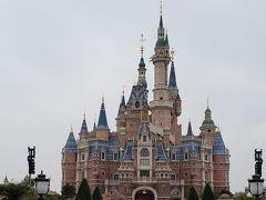 上海ディズニー母娘旅①