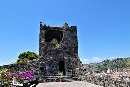 魅惑のシチリア×プーリア♪ Vol.544 ☆Aci Castello:憧れの古城「アーチ城」へ♪