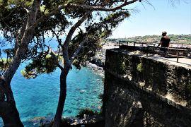 魅惑のシチリア×プーリア♪ Vol.547 ☆Aci Castello:黒いアーチ城 中世時代のロマン♪
