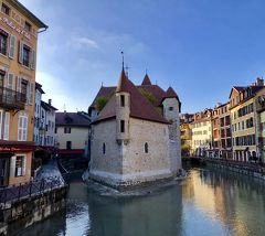 フランスの旅行記