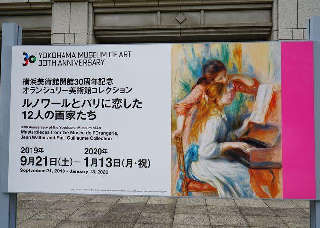 2019.9 オランジュリー美術館コレクション~ルノワールとパリに恋した12人の画家たち