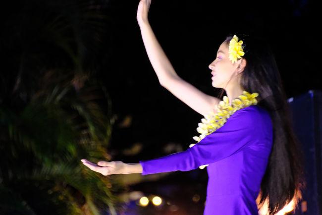 ハワイ旅行記2019 8月31日 フラダンス編