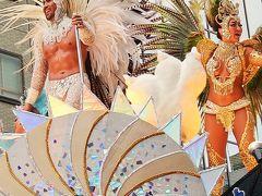 浅草Samba 40 G.R.E.S.仲見世バルバロス e ☆アレゴリア賞も-Contest-有終の美