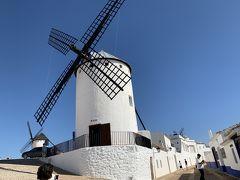 ラ・マンチャ地方の風車・アルハンブラ宮殿! スペイン周遊3日目