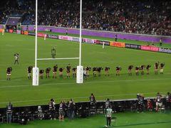 2019秋 ラグビーワールドカップ02:横浜 マッチ4 Pool B ニュージーランド-南アフリカ観戦記