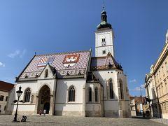 ドイツ・クロアチアの旅~⑤ザグレブ到着、市内を散策、世界一短いケーブルカーに乗る。
