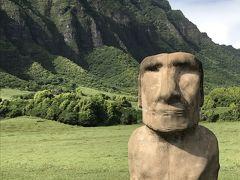 この歳で初めてのハワイ 「おまけ」で付いて行った4.1日間(7:広大なロケーションフィールド)