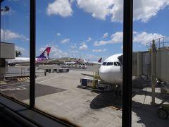 中1ヶ月でまたハワイ 今度はハワイ島(その2:今回ホノルルは乗り継ぎだけ。)