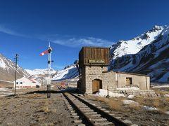 海外まで行って鉄道廃線 アルゼンチン・チリ トランスアンデス鉄道廃線の旅 Day2(後編)