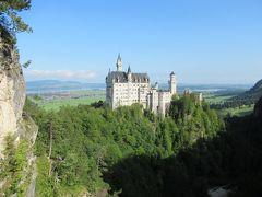 ドイツ・オーストリア旅行2019 4日目:ノイシュバンシュタイン城とドイツ最高峰ツークシュピッツェ