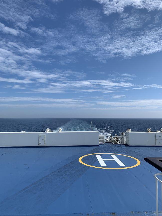フェリー乗り比べ新日本海フェリー ビンゴは激アツ!