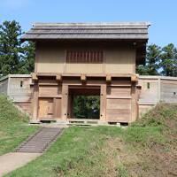 郭馬出西虎口門が復元された大堀切が素晴らしい箕輪城登城