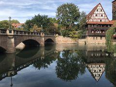 ニュルンベルクの旅行記
