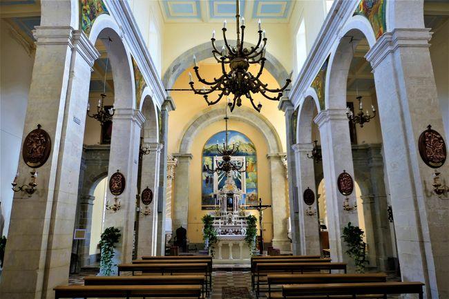 魅惑のシチリア×プーリア♪ Vol.570 ☆「ゴッドファーザー」ロケ地サヴォーカ:婚礼のサンニコロ教会♪