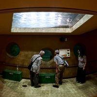 オジサンになってから、やっと来れた、あの「旭川」にある『旭山・動物園』(水中のカバ編/旭川市/北海道)#6