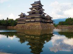 突然「松本城」を見たいと思い松本へドライブ、ついでに信州そばも食べてきました