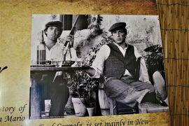 魅惑のシチリア×プーリア♪ Vol.571 ☆「ゴッドファーザー」ロケ地サヴォーカ:サンニコロ教会の映画展覧会♪