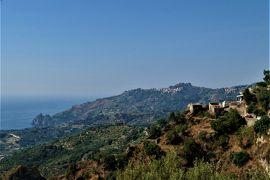 魅惑のシチリア×プーリア♪ Vol.573 ☆「ゴッドファーザー」ロケ地サヴォーカ:古城と周囲のパノラマ♪