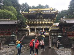 日光の社寺と中禅寺ダム