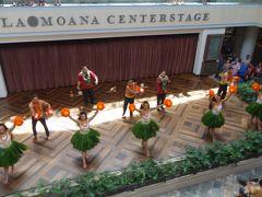 初めてのハワイ3泊5日3日目:ザベランダの朝食、アラモアナショッピングセンターなど