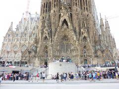 バルセロナの旅7日間②サグラダファミリア/サンジョセップ市場/ゴシック地区