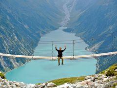 2019 チロルでハイキング三昧!ウィーンで博物館めぐり♪(9)絶景!オルプラーヒュッテをめざし登山ハイキング