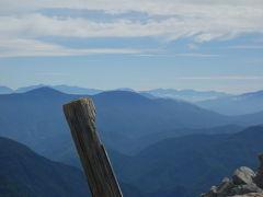 2019 北アルプス 父子2人旅~ 焼岳(2,444m) ~ 登山編 ~ 頂上からの眺めは最高でした