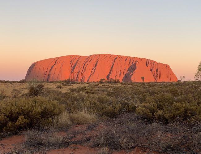オーストラリア縦断旅行その0(オーストラリア縦断旅行の概要)