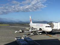 中国東方航空 MU2020便 富士山静岡空港から上海浦東国際空港