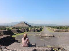 周遊*メキシコ 最終日 テオティワカン遺跡&ルチャリブレ