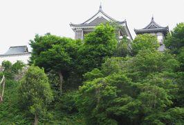 2018春、兵庫と京都の名城巡り(14/14):5月4日(14):福知山城(5:完):城下町を歩いて福知山駅へ