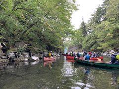 201909-05_十和田湖でカヌー体験 Canoe in Lake Towada <AOMORI>