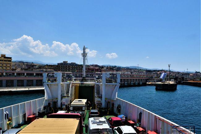 魅惑のシチリア×プーリア♪ Vol.578 ☆メッシーナ→ヴィッラ・サン・ジョヴァンニ:ただいま!イタリア本土へ♪