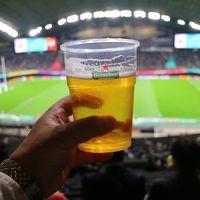 ラグビーワールドカップ 札幌ドーム