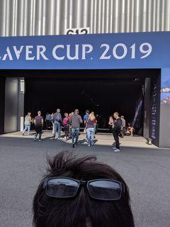 なぜだかスイス 9、の 来た、観た 、撮った Laver Cup 初日