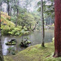 京都は好きじゃないけど…。段取り万全、嫁は満足?「古都、京都4日の旅」。2日目・西芳寺でコケそうになる