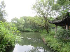 西湖の何倍もの大きさの西渓国家湿地公園を1日で歩いて回るのは所詮無謀な計画で早々に挫折した♪2019年9月中国 杭州7泊8日(個人旅行)14