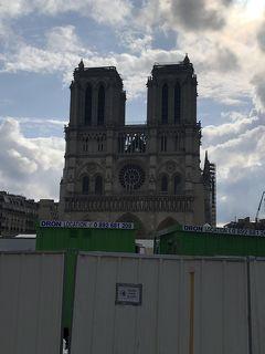 ブラっと週末列車でパリ。