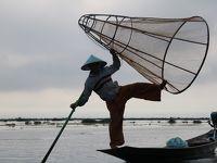 ミャンマーの古寺巡礼の旅 インレー湖周辺編