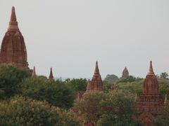 ミャンマーの古寺巡礼の旅 バガン編