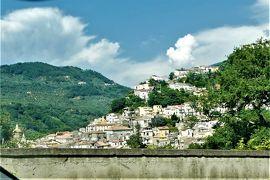 魅惑のシチリア×プーリア♪ Vol.581 ☆ピッツォ:車窓から懐かしのピッツォを眺めて♪