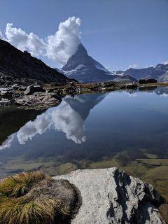 なぜだかスイス 3、の そしてZermatt 、初ハイキング