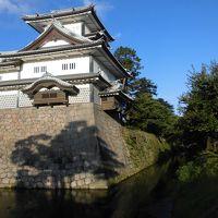 金沢城に行ってきました