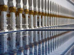 シェークザイードグランドモスク再訪記 アブダビの路線バスが便利!